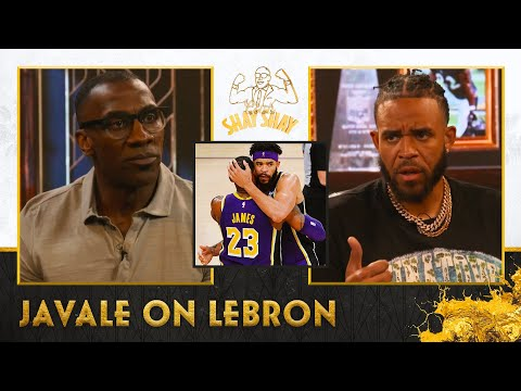 """JaVale McGee on playing with LeBron over Steph, says LeBron is a """"player-coach"""""""