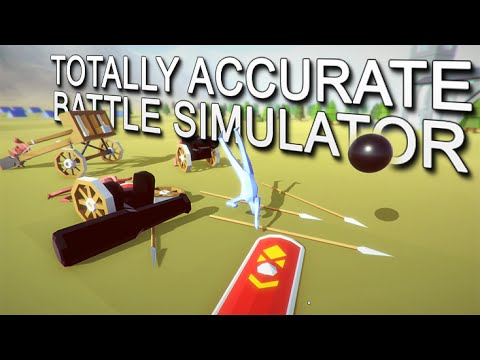 how to download totally accurate battle simulator