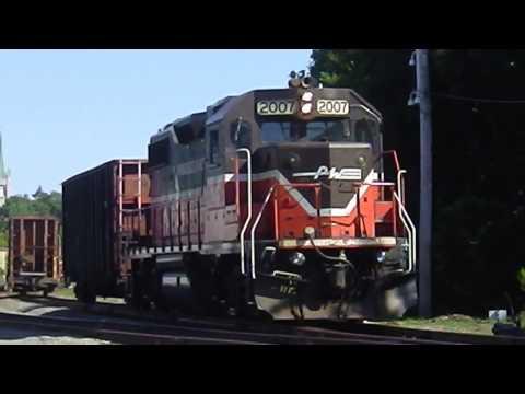 [HD] P&W PR-2 in Valley Falls, RI on July 31, 2013