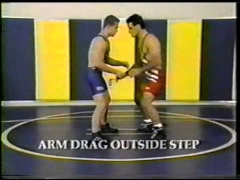 Coach's Syllabus for Greco-Roman Wrestling - 15 Basic Skills