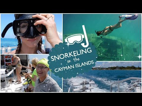 SNORKELING ON THE CAYMAN ISLANDS