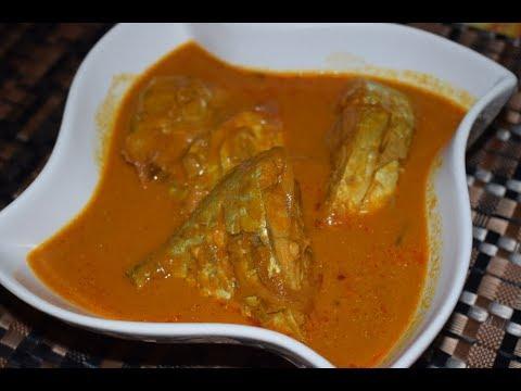 Mangalore Style Fish Curry With Coconut | Maslyechi Kaddi - Traditional Recipe