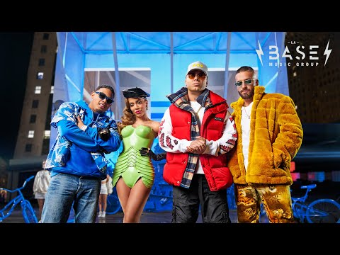 Wisin, Myke Towers, Maluma ft. Anitta, Los Legendarios - Mi Nina Remix
