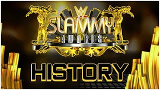 WWE SLAMMY AWARDS HISTORY | Wrestling Entertainment Tamil