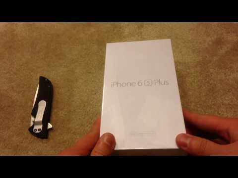 Apple Certified Refurbished iPhone 6S Plus Unboxing!