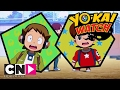 Yo Kai Watch | Snatching, What's Yours is Mine! | Cartoon Network