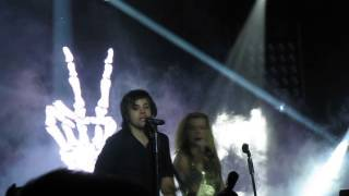 The Band Perry - Better Dig Two - Hard Rock in Biloxi 2013