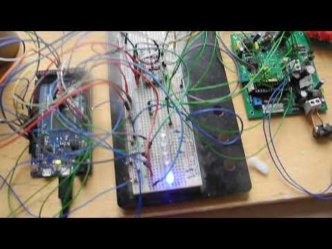 DIY pulse induction metal detector