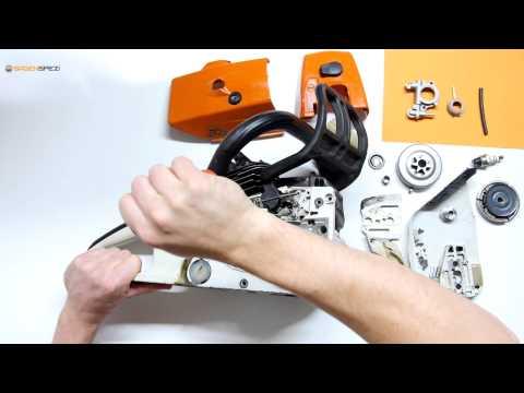 Ölförderung passend für Stihl 017 MS170 MS 170 Oil pump