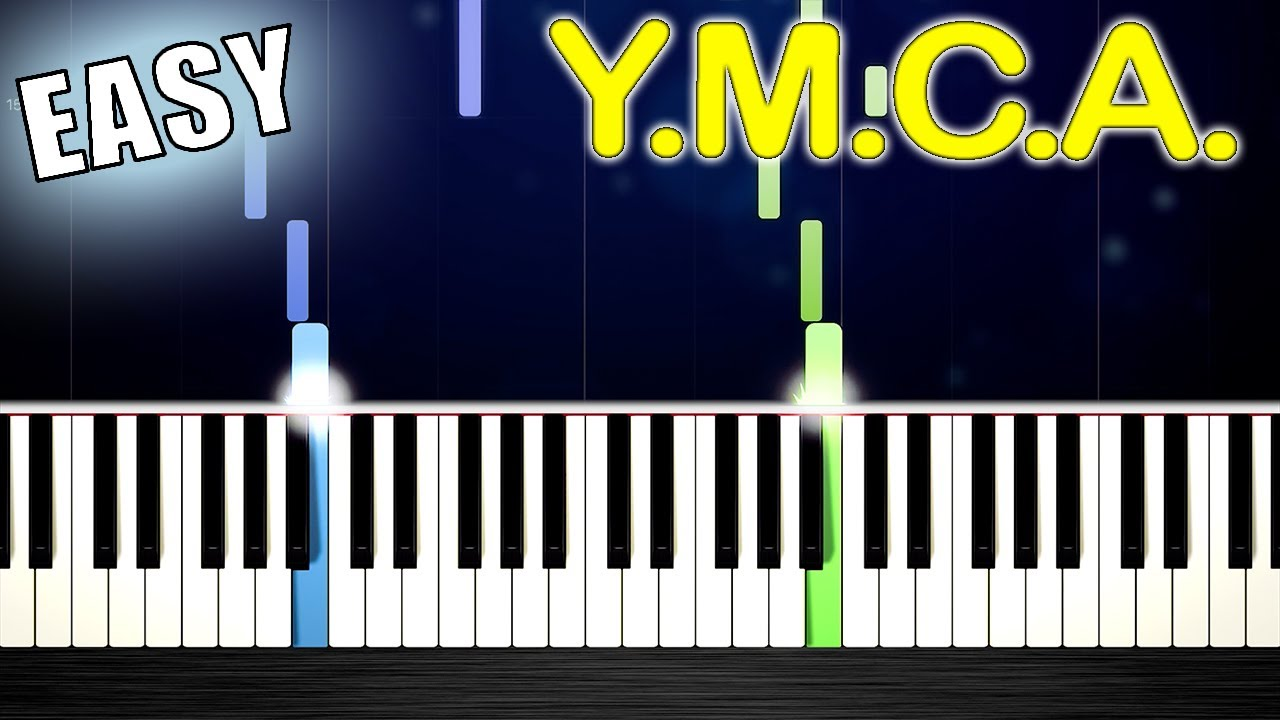 Village People Y M C A Easy Piano Tutorial By Plutax Youtube Life of bradley martyn 806.406 views1 week ago. youtube