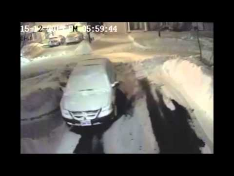 Video of Snow Plough in Orleans, Ontario