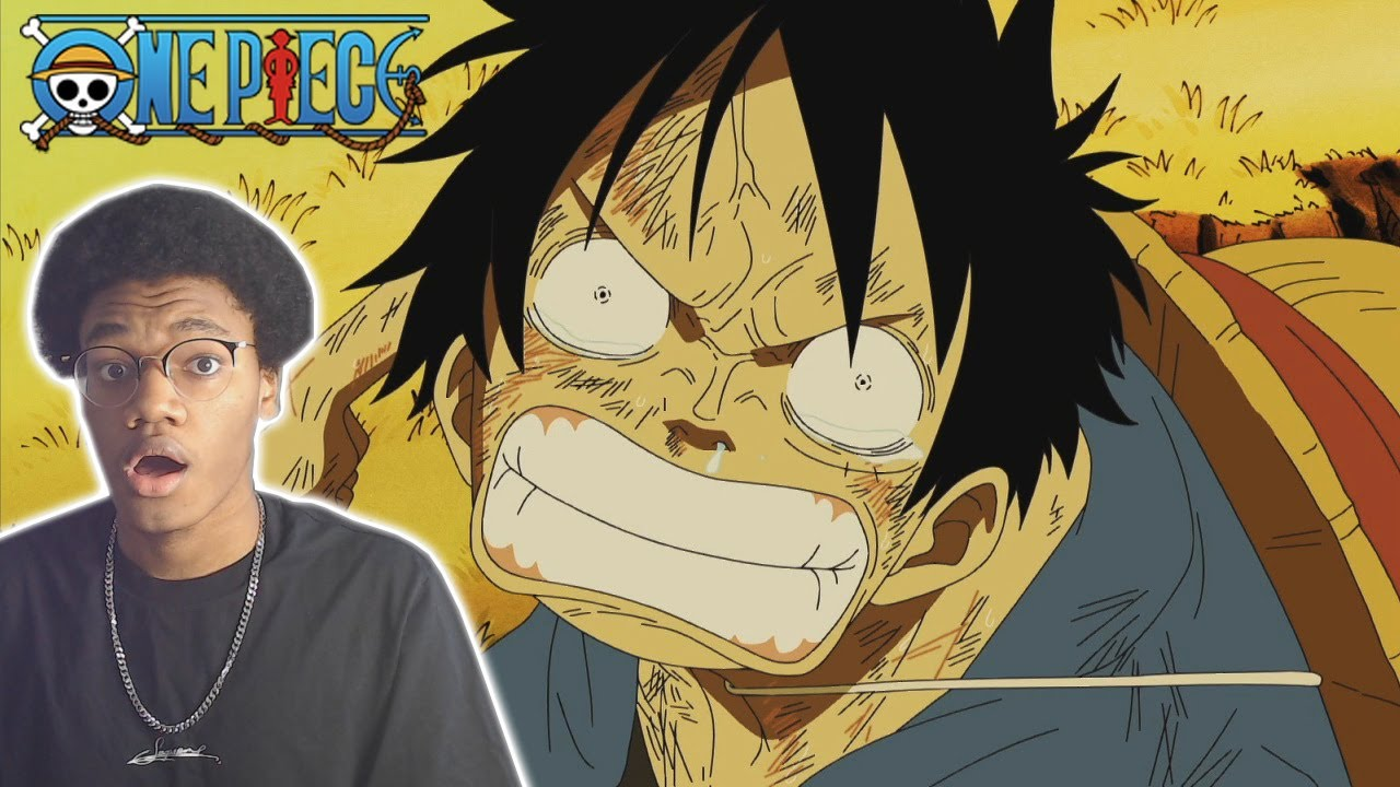 STRAW HATS DEFEATED! One Piece Episode 403-405 & 408-410 REACTION