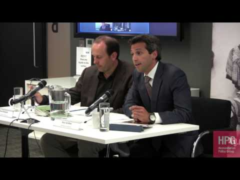 Intro by Nick Schifrin - Humanitarian negotiations: talking to the 'other side'