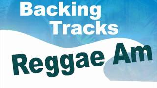 Guitar Backing Track: Nacked Reggae A minor (Joe Satriani, Jeff Beck, Steve Vai style)