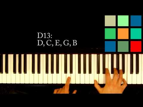 D13 Piano Chord Worshipchords