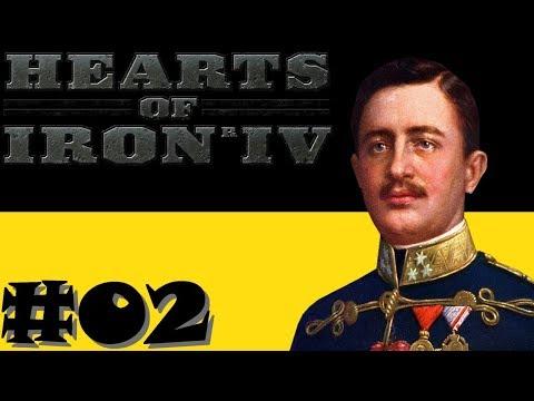 Hearts Of Iron IV: Osterreichischer Phoenix Mod   A Hungarian Rebellion   Part 2