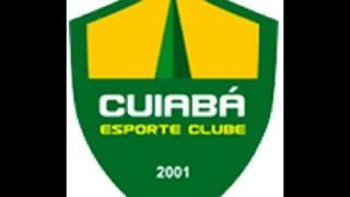 Hinos Mixto Cuiabá Luverdense e Vila Aurora TV Centro América