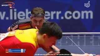 Giải Vô Địch Đồng Đội Thế Giới 2018 Trung Quốc vs Đức Chung Kết Nam