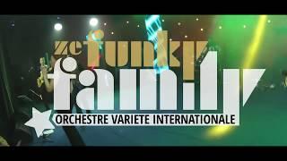 Ze Funky Family - Orchestre de Variété