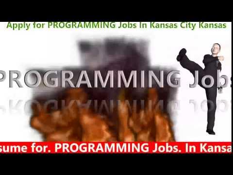 ResumeSanta.com: Apply for PROGRAMMING Jobs In Kansas City Kansas