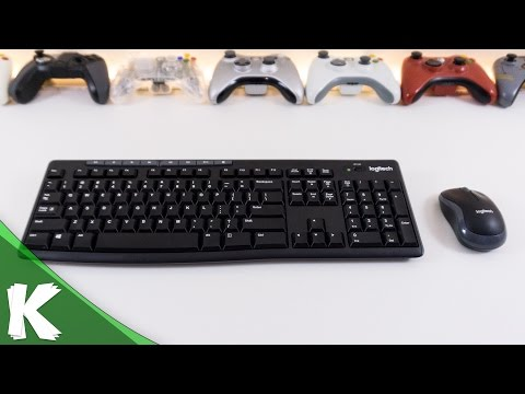 Logitech Wireless Combo MK270 | Unboxing & Review