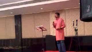 Pramadavanam Veendum - Antony Micheal (live karaoke)