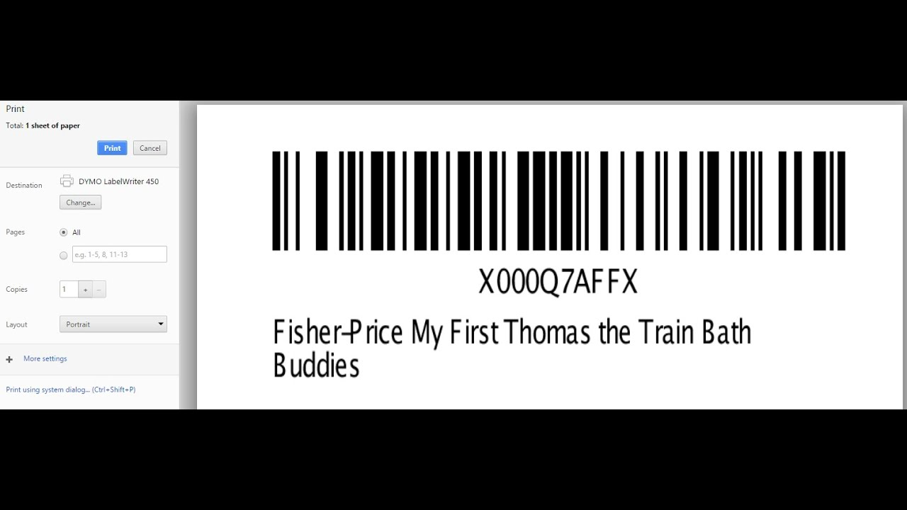 f90b1269d0142 Printing FBA Labels With A Thermal Printer - UPDATED
