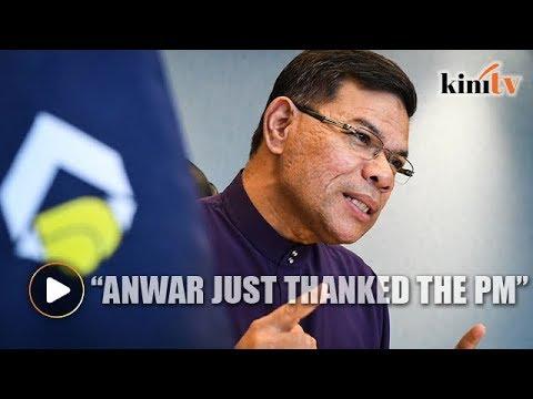 Anwar turned down Dr M's offer to make him senator