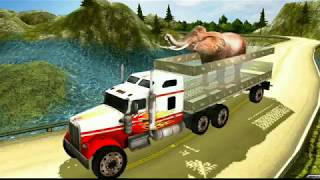 ( Simulation Games ) Zoo Animal Transport Truck Driver Game