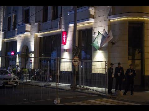 المنتخب السعودي ينجو من حادث جوي في روسيا