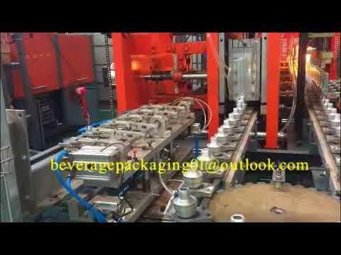 automatic blow molding machine,plastic bottles production line