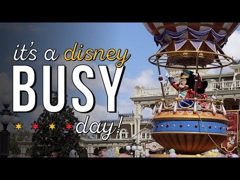 We Were Born To Celebrate Mickey & Minnie! | Fighting The Spring Break Crowds At Magic Kingdom