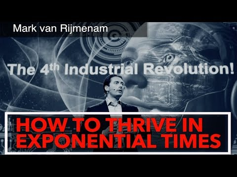 Dr Mark van Rijmenam - Artificial Intelligence, Blockchain and Big Data
