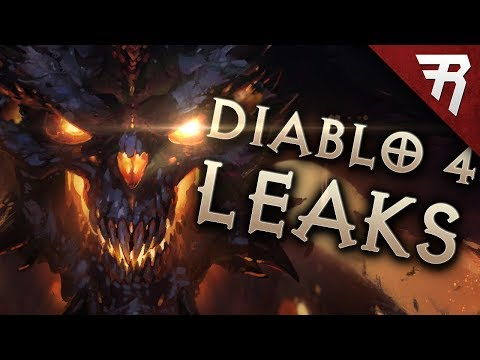LEAK: Diablo 4,