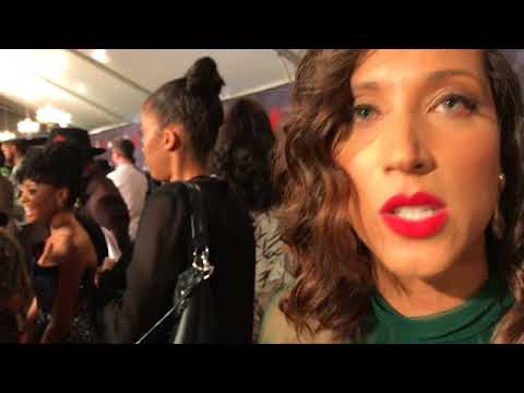 Robin Thede at Black Girls Rock 2017