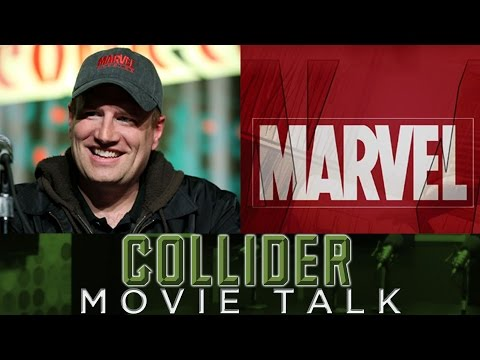 Collider Movie Talk - Kevin Feige Reporting To Disney Studio Chief After Marvel Restructuring