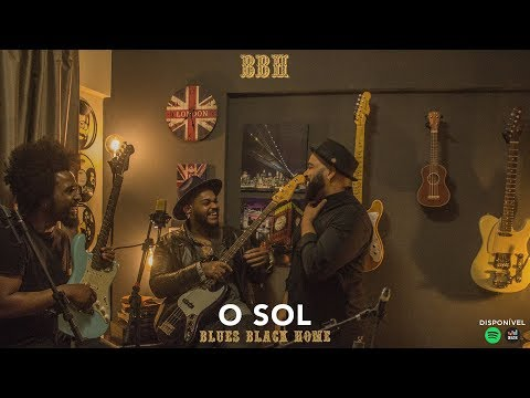 BLUES BLACK HOME - COVER O SOL VITOR KLEY