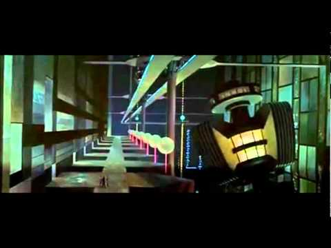 Forbidden Planet: The great machine