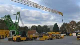 LiebHerr LTM 400 ton kraan deel 3.