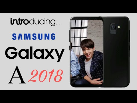 We exclusively bring you the first look at the upcoming smartphones from Samsung: Galaxy A5 (2018) a.