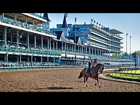 AG Garland & Kentucky Derby 2021 Top of Mind in Louisville