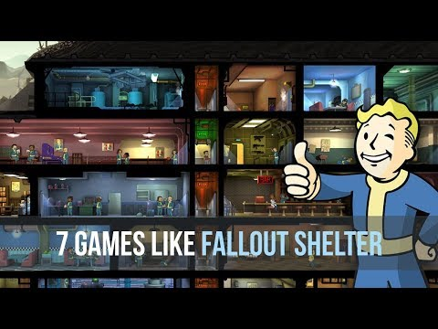 7 Best Games Like Fallout Shelter