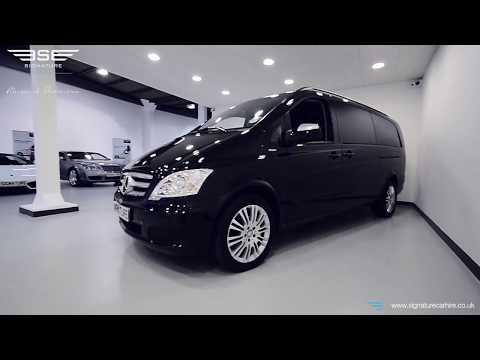 Mercedes Viano 8 Seater Extra Long Wheel Base