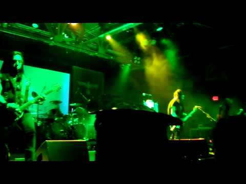 New World Order, Just One Fix, Theives Live Via Ministry's Houston Show June 4, 2015