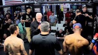 Fight Factory MMA - Craig Plaskett vs Johnny Rivas(03/21/15)