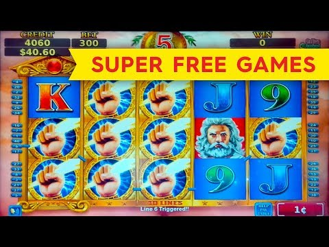 Celestial Temple Slot - SUPER FREE GAMES!