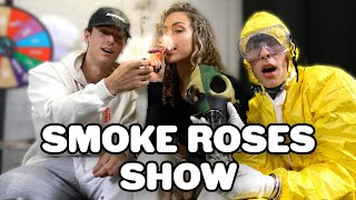 Bryce Hall Taps Out in the Hot Box | Smoke Roses Show