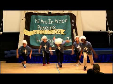 NC Arts In Action & MILLBROOK present The Collision c 2017 video by Jennifer Tarrazi Scully
