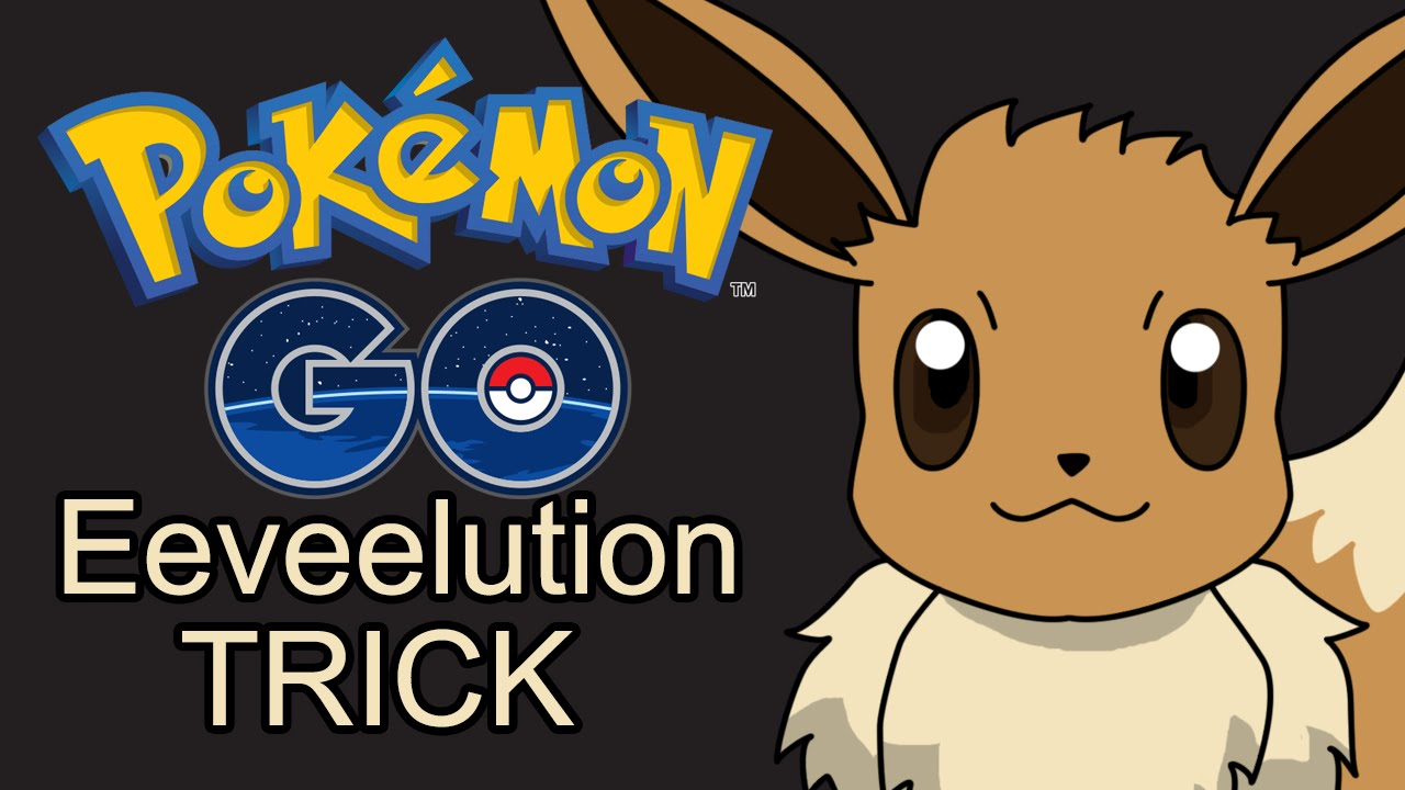 Pokemon go eevee evolution trick choose what your evolves into youtube also rh