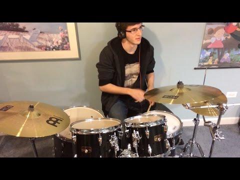 Zedd - Clarity (feat. Foxes) DRUM COVER